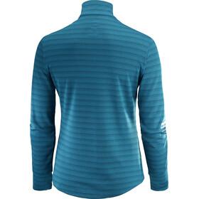 Salomon Lightning - T-shirt manches longues running Femme - bleu